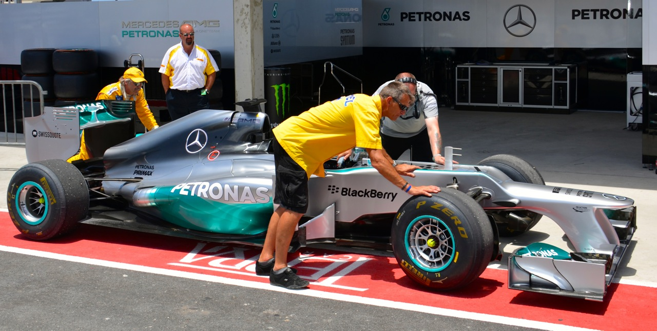 Lewis Hamilton will be back in Barbados again!